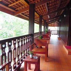 Отель Luang Prabang Residence (The Boutique Villa) балкон