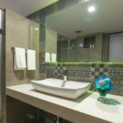 Отель Resort Terra Paraiso Индия, Гоа - отзывы, цены и фото номеров - забронировать отель Resort Terra Paraiso онлайн ванная
