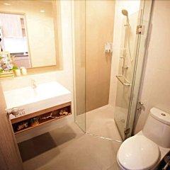 Отель Treetops Pattaya Condominium Паттайя ванная