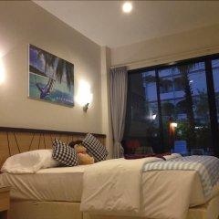 Отель Chitra Suite Паттайя комната для гостей фото 5