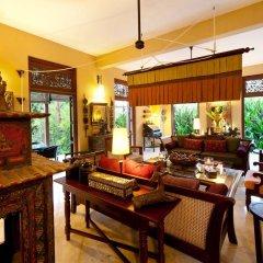 Отель Reef Villa and Spa Шри-Ланка, Ваддува - отзывы, цены и фото номеров - забронировать отель Reef Villa and Spa онлайн интерьер отеля фото 2