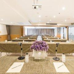 Отель Evergreen Place Siam by UHG Таиланд, Бангкок - 1 отзыв об отеле, цены и фото номеров - забронировать отель Evergreen Place Siam by UHG онлайн питание фото 2