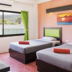 Art Hotel Chaweng Beach комната для гостей фото 4