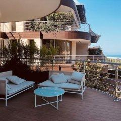 Отель Apartament Dykley Gardens Черногория, Будва - отзывы, цены и фото номеров - забронировать отель Apartament Dykley Gardens онлайн балкон