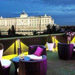 Отель Apartosuites Jardines de Sabatini питание