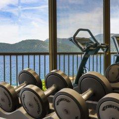 Отель The Bodrum by Paramount Hotels & Resorts фитнесс-зал фото 2