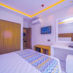Oceanis Park Hotel - All Inclusive удобства в номере