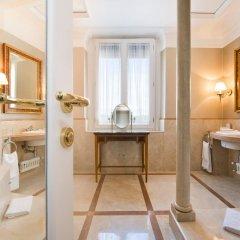 Rome Marriott Grand Hotel Flora ванная