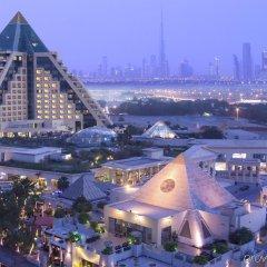 Отель Raffles Dubai городской автобус