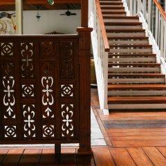 Nanda Heritage Hotel сауна