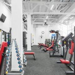 Парк Сити Отель фитнесс-зал фото 2
