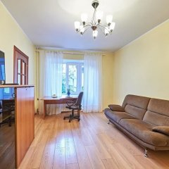 Апартаменты Apartments on ul. Savushkina 16 комната для гостей фото 2