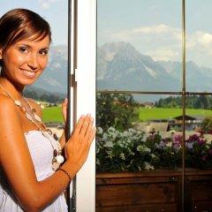 Отель Feldwebel Австрия, Зёлль - отзывы, цены и фото номеров - забронировать отель Feldwebel онлайн спортивное сооружение