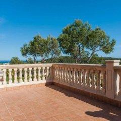 Отель Esmeralda балкон