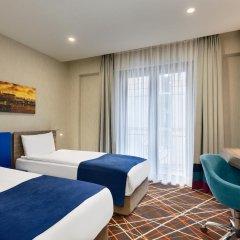 Отель TRYP by Wyndham Istanbul Taksim комната для гостей фото 3