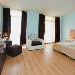 Отель Interhotel Pomorie Болгария, Поморие - 2 отзыва об отеле, цены и фото номеров - забронировать отель Interhotel Pomorie онлайн комната для гостей фото 5