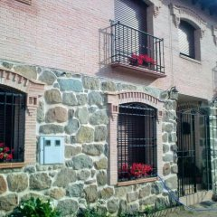 Отель House With 8 Bedrooms in Cenicientos, With Wonderful Mountain View and Furnished Terrace Эль-Баррако вид на фасад