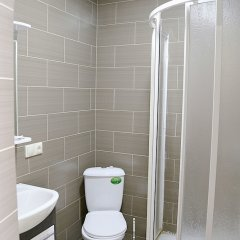 Гостиница Металлург ванная фото 6