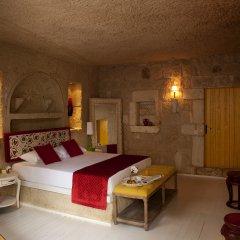 Hezen Cave Hotel Ургуп комната для гостей фото 3