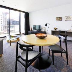 Alpha Mosaic Hotel Fortitude Valley Brisbane комната для гостей
