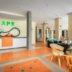 Отель Apk Resort Патонг фитнесс-зал