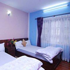 Отель Khushi Homestay Непал, Катманду - отзывы, цены и фото номеров - забронировать отель Khushi Homestay онлайн комната для гостей фото 4