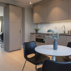 Апартаменты Forenom Apartments Stockholm Johannesgatan комната для гостей фото 5