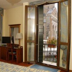 Отель Donatello Италия, Падуя - отзывы, цены и фото номеров - забронировать отель Donatello онлайн балкон
