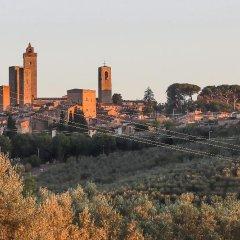 Отель Fattoria Guicciardini Сан-Джиминьяно