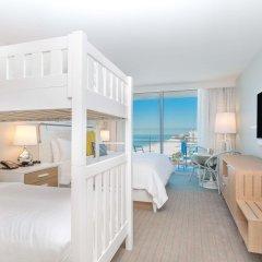 Отель Wyndham Grand Clearwater Beach комната для гостей фото 3