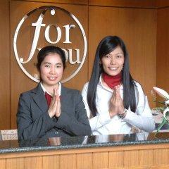 Отель For You Residence Бангкок интерьер отеля