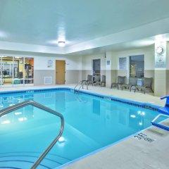 Отель La Quinta Inn & Suites Columbus West - Hilliard США, Колумбус - 1 отзыв об отеле, цены и фото номеров - забронировать отель La Quinta Inn & Suites Columbus West - Hilliard онлайн бассейн фото 3