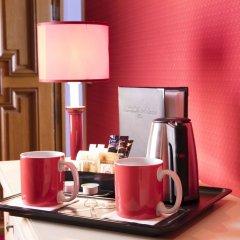 Отель Rives De Notre Dame Париж в номере
