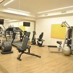 Hotel Plaza фитнесс-зал