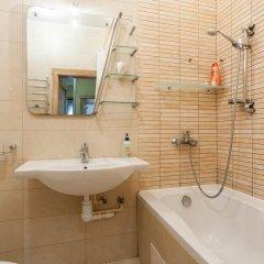 Гостиница Apartamentay V Tsentre в Калининграде отзывы, цены и фото номеров - забронировать гостиницу Apartamentay V Tsentre онлайн Калининград ванная