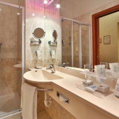 Отель Best Western Plus Hotel Genova Италия, Турин - 1 отзыв об отеле, цены и фото номеров - забронировать отель Best Western Plus Hotel Genova онлайн ванная фото 2