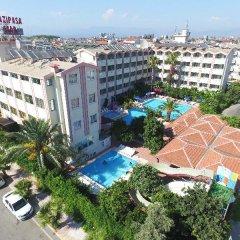 Gazipasa Star Hotel & Apart Сиде спортивное сооружение