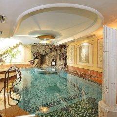 Hotel La Soldanella бассейн