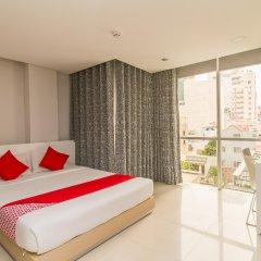 Green Peace Hotel комната для гостей