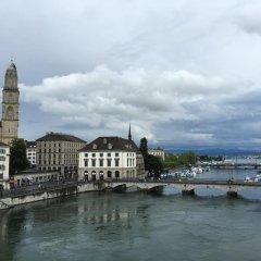 Отель Pension furDich Швейцария, Цюрих - отзывы, цены и фото номеров - забронировать отель Pension furDich онлайн приотельная территория