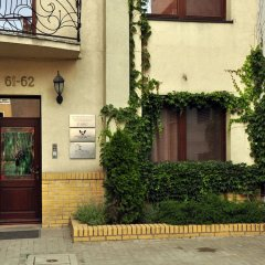 Отель SleepWalker Boutique Suites вид на фасад фото 3