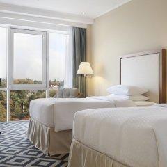 Отель Khortitsa Palace Запорожье комната для гостей