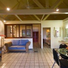 Отель Fiji Hideaway Resort and Spa комната для гостей