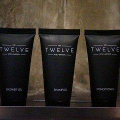 The Twelve Hotel Бангкок ванная фото 2
