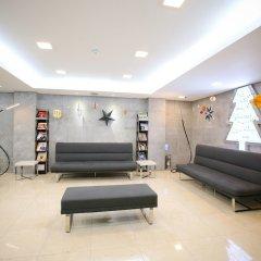 Отель Savoy Hotel Южная Корея, Сеул - отзывы, цены и фото номеров - забронировать отель Savoy Hotel онлайн фитнесс-зал фото 3