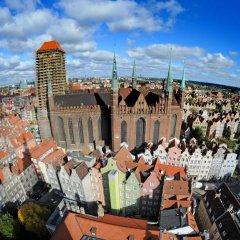 Отель Artus Польша, Гданьск - отзывы, цены и фото номеров - забронировать отель Artus онлайн балкон