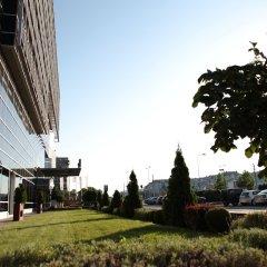 Отель Holiday Inn Belgrade Сербия, Белград - отзывы, цены и фото номеров - забронировать отель Holiday Inn Belgrade онлайн фото 9