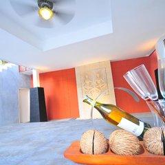 Отель Surintra Boutique Resort сауна