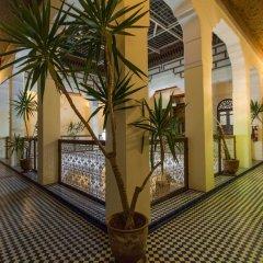 Отель Palais d'Hôtes Suites & Spa Fes Марокко, Фес - отзывы, цены и фото номеров - забронировать отель Palais d'Hôtes Suites & Spa Fes онлайн интерьер отеля