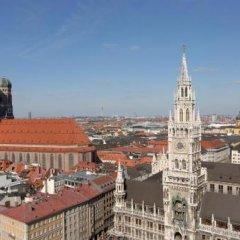 Отель 7 Days Premium Munich-sendling Мюнхен балкон